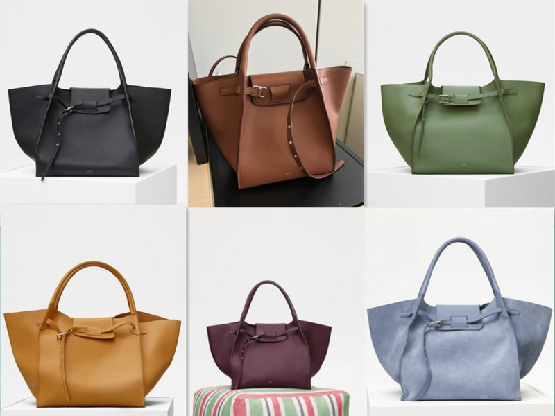 b5ce3b55bfef A light-weight Handbag  Mackintosh Raincoat Celine Big Bag Review ...