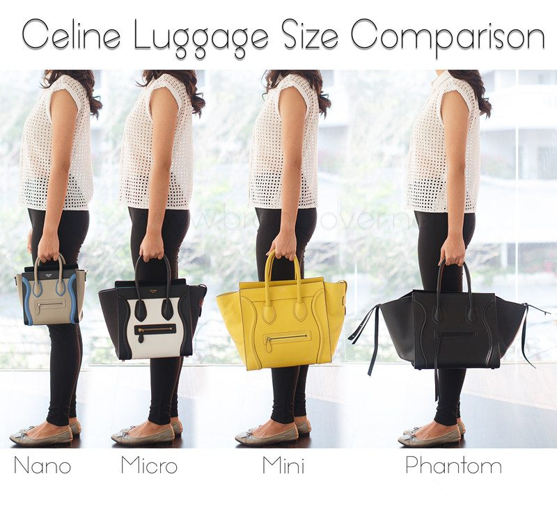 Can Bag Laugh  Celine Luggage Can – Celine Symmetrical Bag Review 562ada36000c3