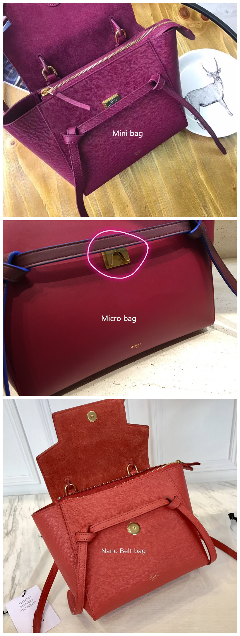 Those Cold Knowledge That You Don T Know About The Celine Belt Bag Celine Symmetrical Bag Review