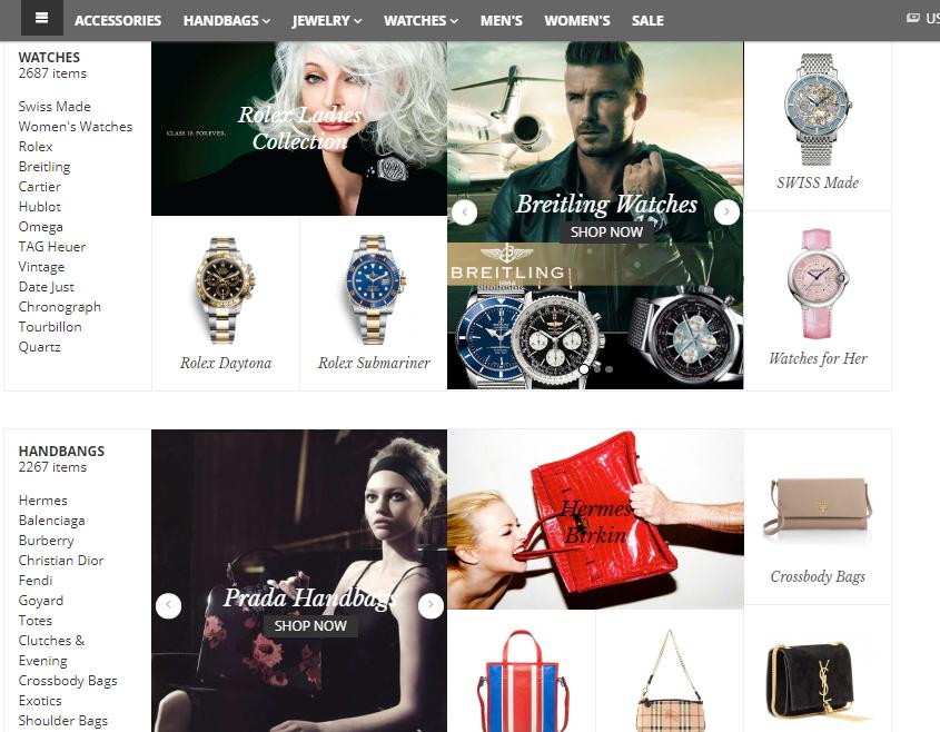 replica luxury handbags & jewelry company uk