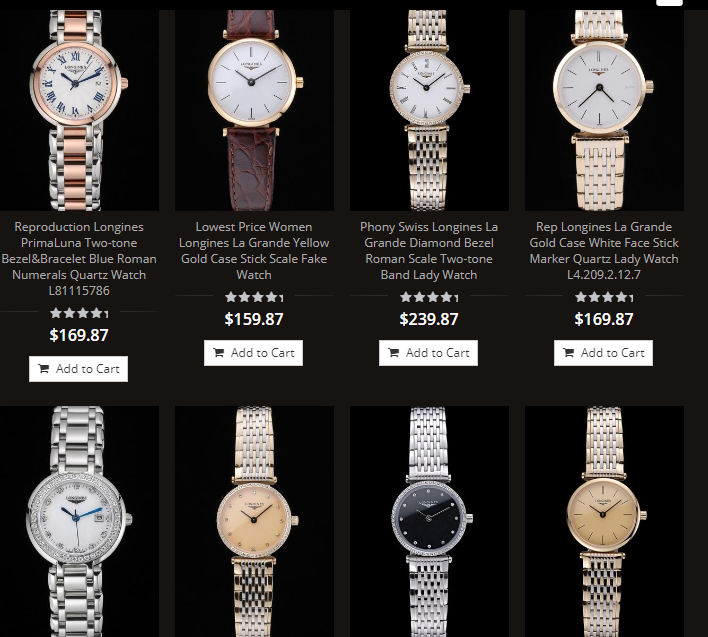 best longines replica watches for ladies