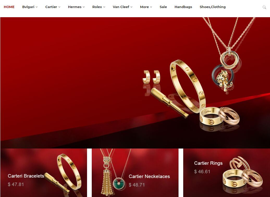 best replica celebrity jewelry site